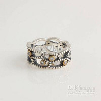 High-quality Engagement Rings 100% 925 Sterling Silver Personality CZ Stone Charm Ring European Style Fashion Jewelry