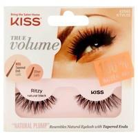Kiss True Volume Natural Plump Eyelashes, Ritz - Walmart.com