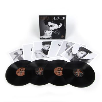 Prince: 4Ever Vinyl 4LP Boxset