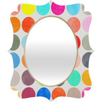 Garima Dhawan Colorplay 1 Quatrefoil Mirror