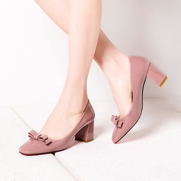 Summer High Heel Sexy Butterfly Shoes [4919914372]
