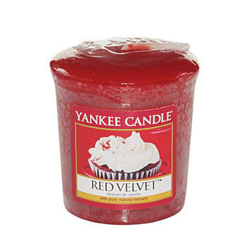 Red Velvet Samplers, Yankee Candle