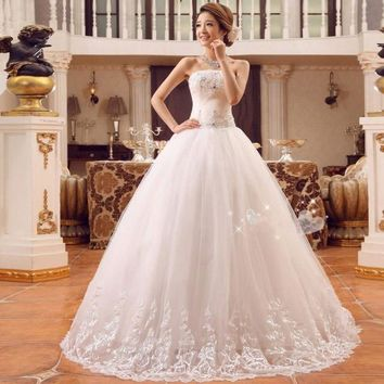 Suosikki New 2016 Women Wedding Formal Dress Bride Lace Short Wedding Dresses Party Gowns Vestido De Noiva Curto