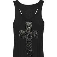 Stud Cross Tank