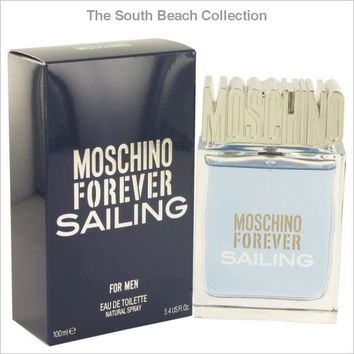 Moschino Forever Sailing by Moschino Eau DE Toilette Spray 1 oz for Men