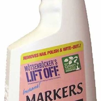 Motsenbocker's Lift Off ® Marker, Pen & Ink Remover, 22 Oz.
