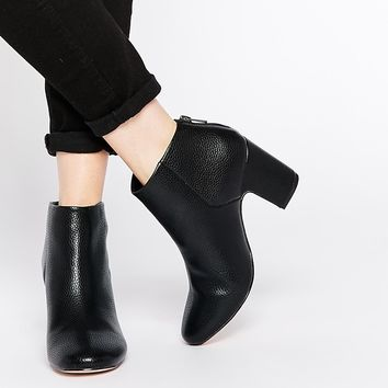 ASOS ROMANCE ME Ankle Boots