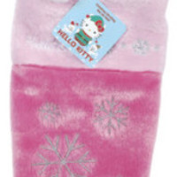 Hello Kitty Pink Stocking 22 in