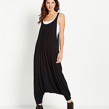Eileen Fisher Harem Jumpsuit - Black
