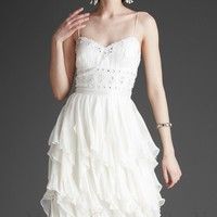 The White Collection by Mignon MB109 Dress