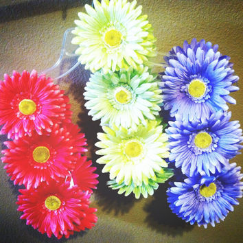Daisy Crown Perfect for Festivals Raves and by PeaceLoveStuds