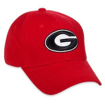 University of Georgia One-Size Adult Fitted Hat