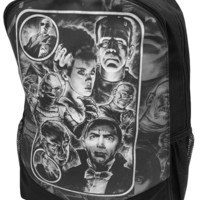 Monster Mash Up Backpack