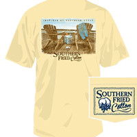 Southern Fried Cotton - Forever S/S Pocket Tee