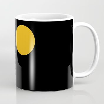 yellow point Coffee Mug by netzauge
