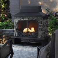 Kingston Outdoor Fireplace | Canadian Tire