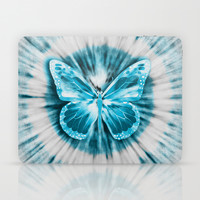 Rising Butterfly Laptop & iPad Skin by Octavia Soldani