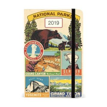 2019 National Parks Weekly Planner