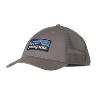 Patagonia P-6 LoPro Hat- Feather Grey