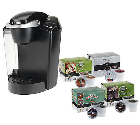 Keurig K45 Coffee Maker with 48 K-Cup from QVC