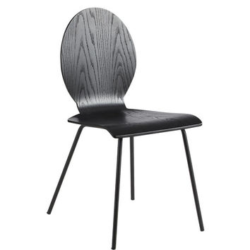 sable black chair