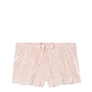 Crushed Velvet Short - Victoria's Secret