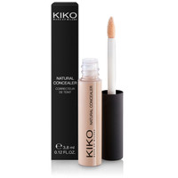 KIKO MAKE UP MILANO: Natural Concealer - natural effect liquid concealer