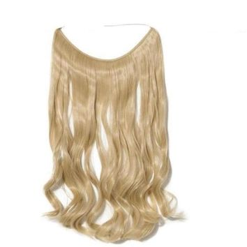 Halo Loose Curly Hair Extensions