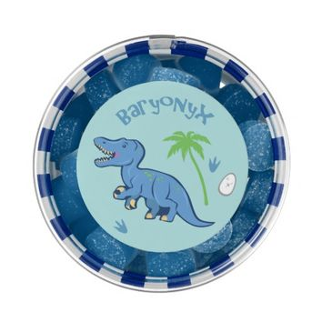 Cute Baryonyx Chewing Gum Favors