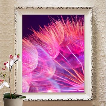 Scenery Diamond Painting Cross Stitch Wall Art Decor DIY 5D Diamond Mosaic Picture of Rhinestones DIY Home Decoration