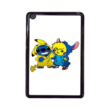 Pikachu Stitch  iPad Mini Case