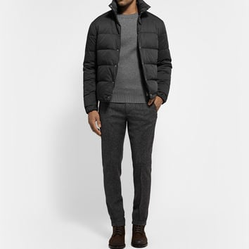 Bottega Veneta - Quilted Down-Filled Jacket | MR PORTER