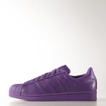 Adidas Pharrell Williams Men's Superstar Supercolor Shoes Sizes 8 to 13us S41836