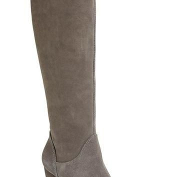 UGG? 'Ava' Tall Water Resistant Suede Boot (Women) | Nordstrom