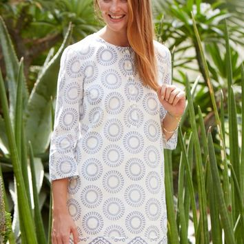 Cassidy Tunic in Blue