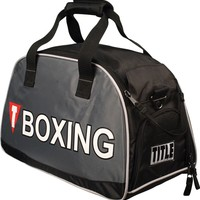 TITLE BOXING COACH'S & TRAINER'S EQUIP. BAG | TITLE MMA Gear