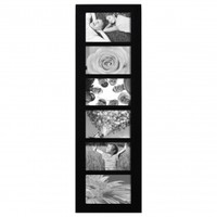 6 Opening Collage Picture Frame - Adeco - PF0167