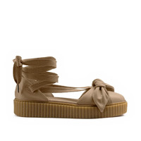 PUMA X FENTY BY RIHANNA WMNS BOW CREEPER SANDAL (BROWN / BROWN)