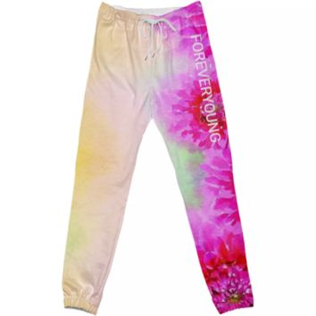 FOREVER YOUNG Relaxed Pants