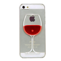 Wine Bottle Iphone Cases for 5S 6 6S Plus