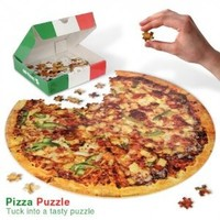 Amazon.com: Spinning Hat Takeaway Pizza Puzzle: Home & Kitchen