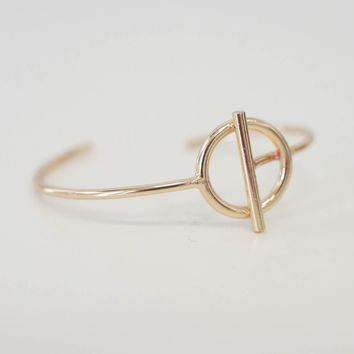 City Chic Bracelet - Gold