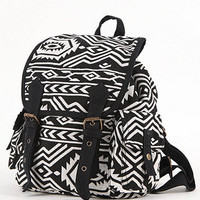 Kirra Tribal Print Backpack at PacSun.com