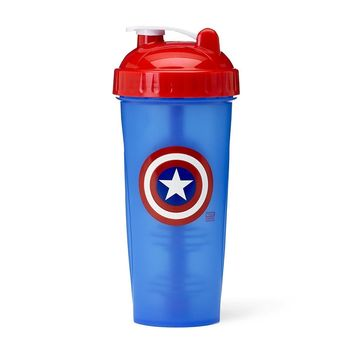 Perfect Shaker Captain America - 28 Oz