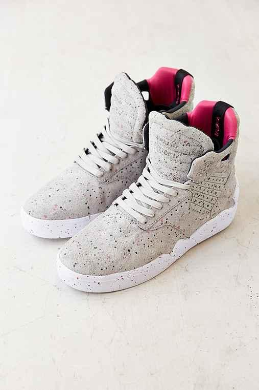 SUPRA Skytop IV Speckle Sneaker- Grey from Urban Outfitters 32a2b71880e8