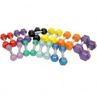 Dumbbells - Colored Hex