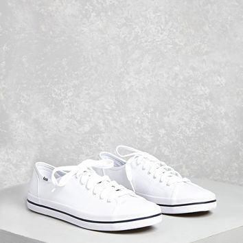 Keds Lace-Up Low Top Sneakers