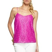 Rose Top - Lilly Pulitzer