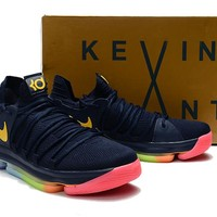 Nike Kevin Durant 10 Ⅹ Basketball Shoes