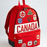 Unisex Olympic Canada Backpack